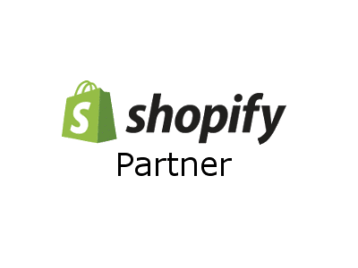 shopify partner web design agency digital marketing commerce