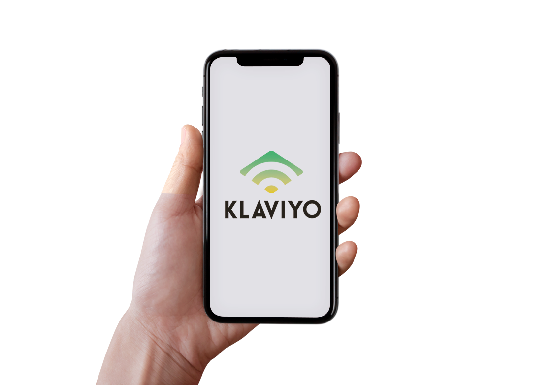 email marketing klaviyo example